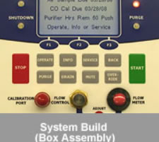 Box build systems integration